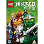 LEGO Ninjago: Masters of Spinjitzu - Season 1, Vol. 1 [DVD] [2015]